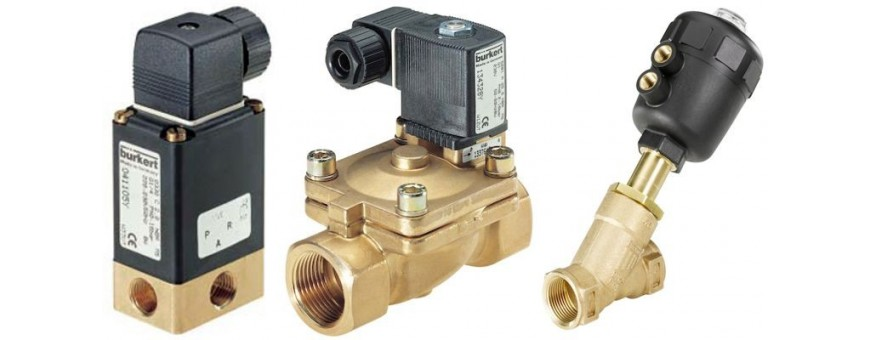 SOLENOID and PROCESS VALVES